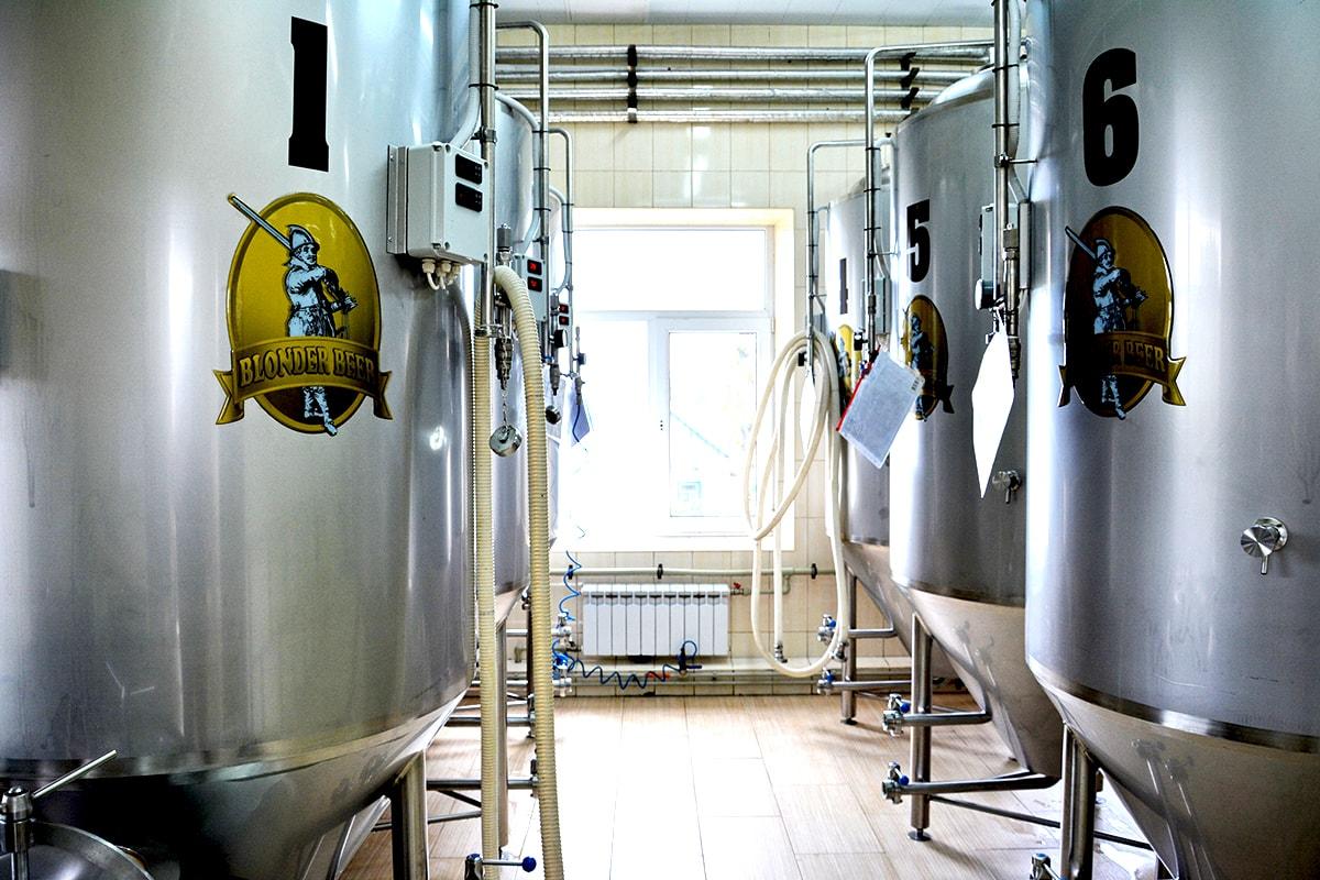маленькая пивоварня в днепре