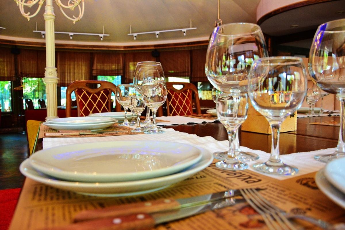 бронирование столика в ресторане