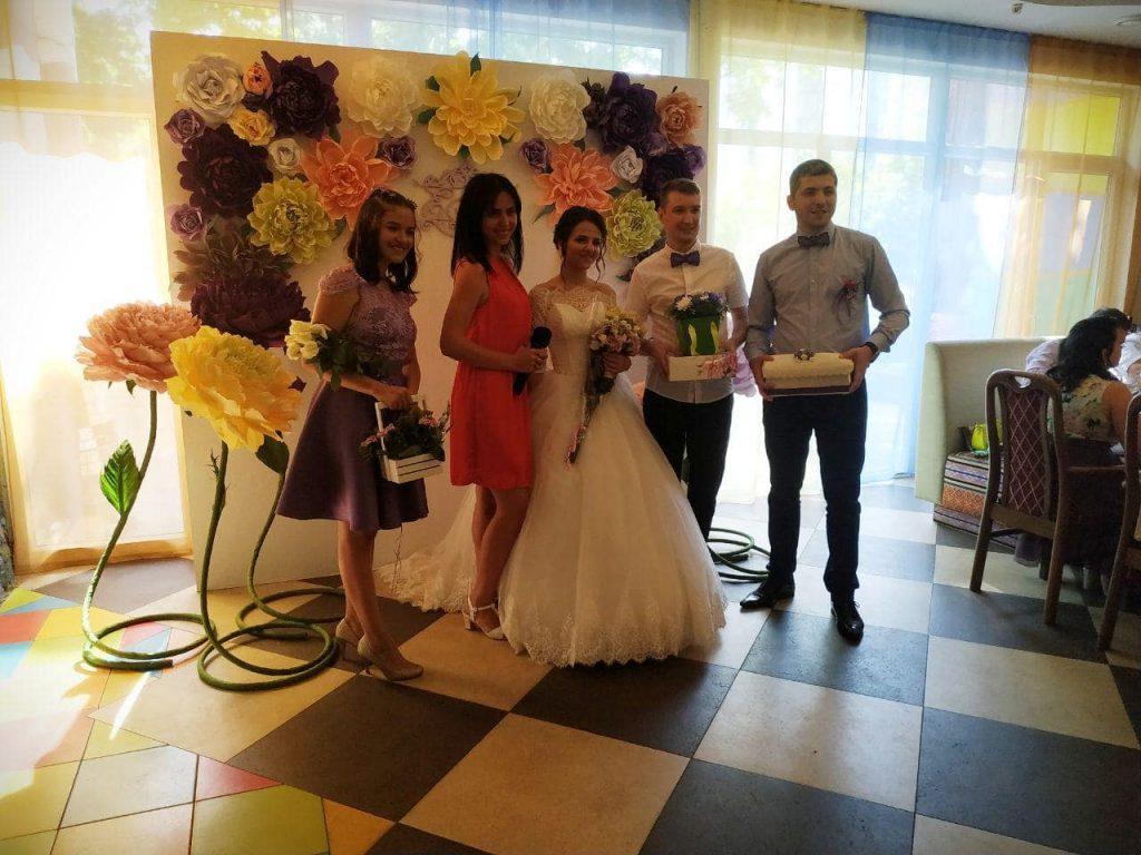 где отметить свадьбу в днепропетровске