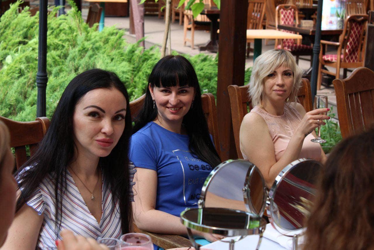 девичник в кафе карусель